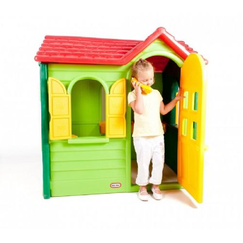 Forest Green Kitchen Playhouse